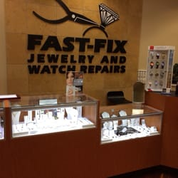 Fast fix jewelry and watch repairs watch repair for Fast fix jewelry repair