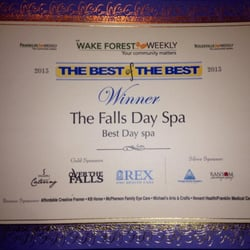 The falls day spa wake forest nc yelp for A q nail salon wake forest nc