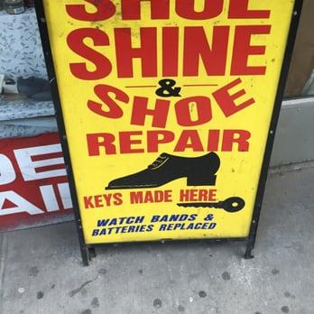 Shoe Repair Tribeca
