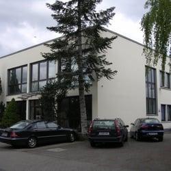 Bürogebäude Meerbusch Innenjalousien