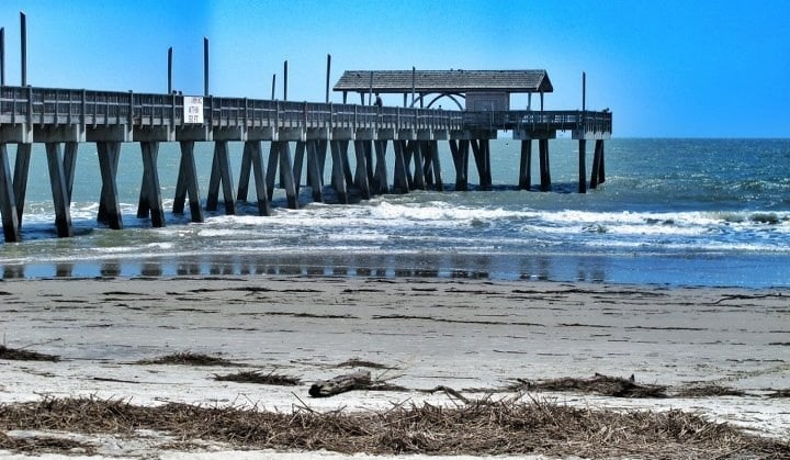 photos for tybee island fishing pier and pavilion yelp