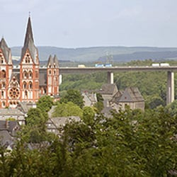 St. George's Cathedral, Georgsdom, Limburg, Hessen, Germany