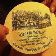 Gaststätte Der Gundhof, Mörfelden-Walldorf, Hessen
