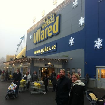 ullared shopping center