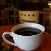 Coffee to the People - large coffee - rebel blend - San Francisco, CA, Vereinigte Staaten