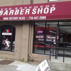 the basement barber shop staten island ny united states