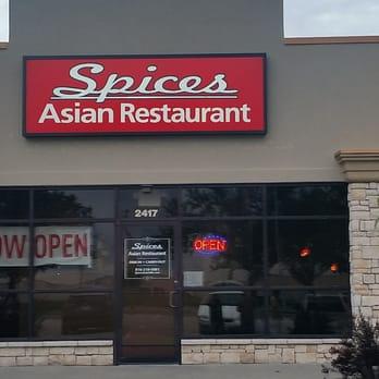 Spices Asian Restaurant North Kansas City