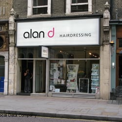 Alan d Hairdressing Education, London