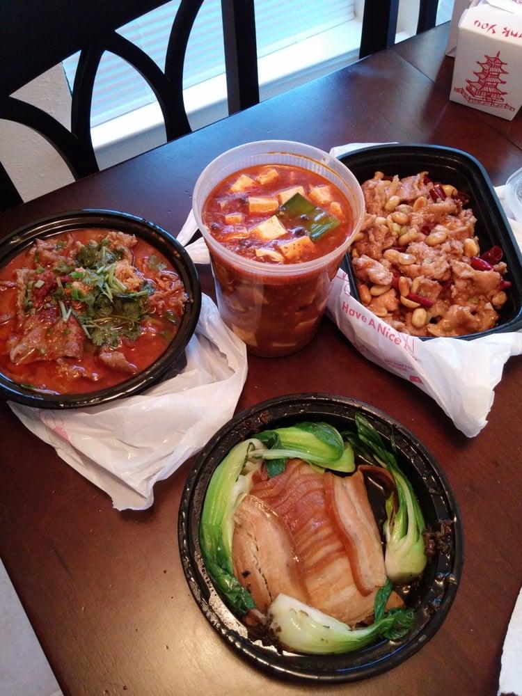 Little sichuan cuisine 152 photos chinese restaurants for Art cuisine tahiti