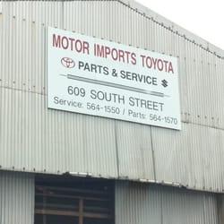 motor imports toyota suzuki parts service honolulu hi usa