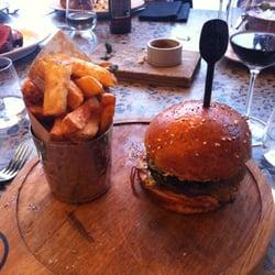 Jamie's Barbecoa Burger