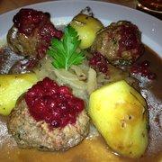 Kjottkaker, Norwegian meatballs