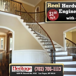 Heritage distribution contractors las vegas nv for Hardwood floors las vegas