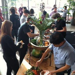 LaVier Fusion Cuisine Catering - Another successful corporate office event catered by Lavier - Larkspur, CA, Vereinigte Staaten