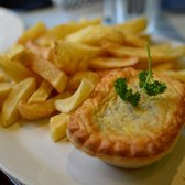 Poppies - Beef Pot Pie - London, United Kingdom