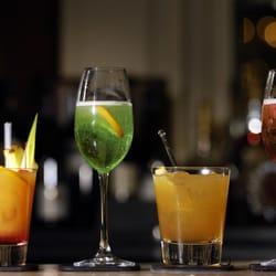 Cocktail Tasting Menu