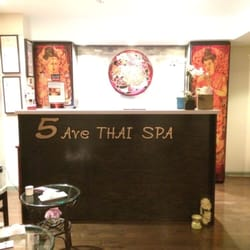 Fifth avenue thai spa midtown east new york ny for 5th avenue salon