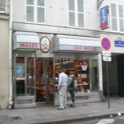 Jean Millet, Paris, France
