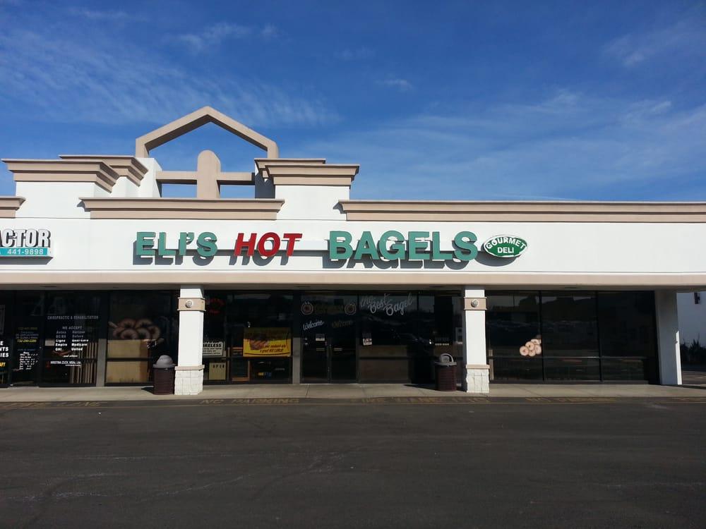 Eli's Hot Bagels - Matawan, NJ, United States
