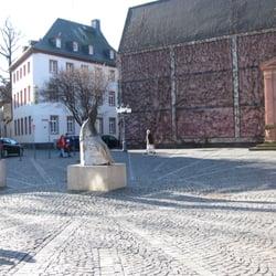 Bischofsplatz, Mainz, Rheinland-Pfalz