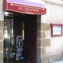 Le Volpone - Nantes, France. Le volpone