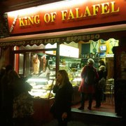 King of Falafel, London
