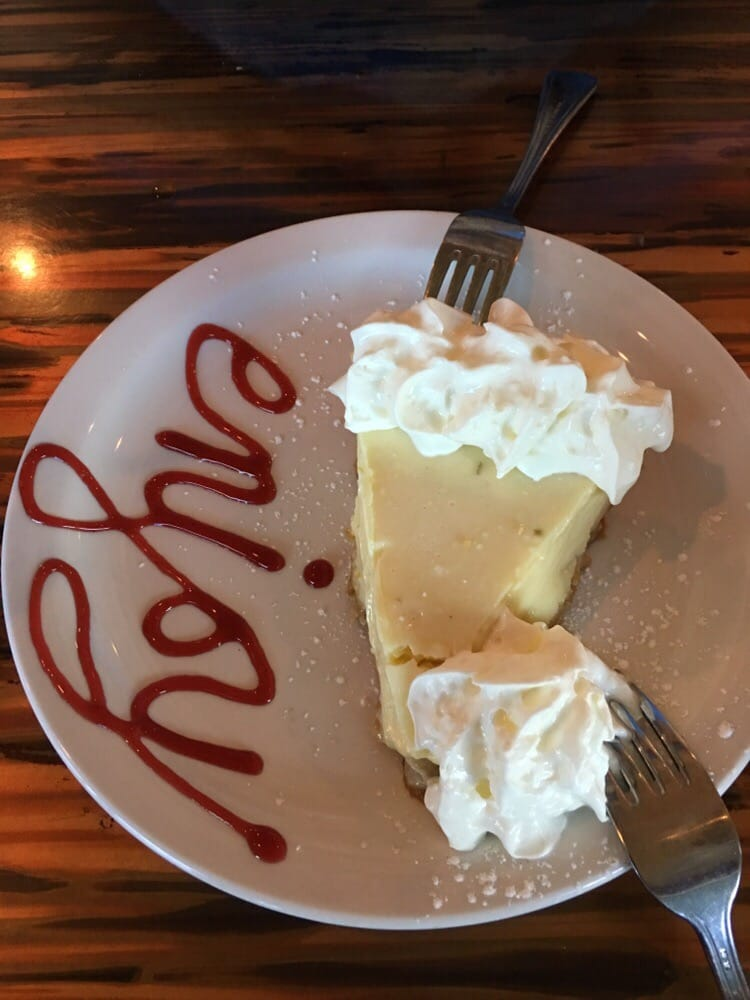 ... - Nags Head, NC, United States. Key lime pie- don't waste your money