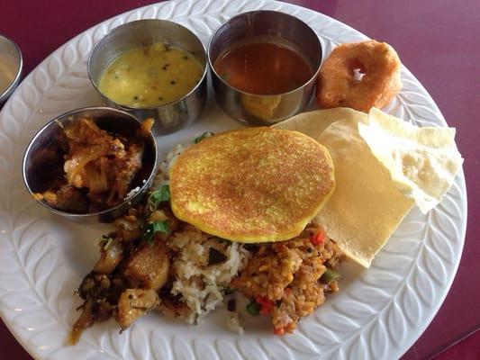 Udupi Cafe Bellevue Wa Restaurant
