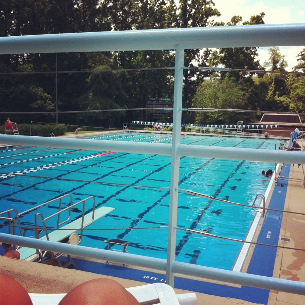 Rockville Municipal Swim Center Swimming Pools 355