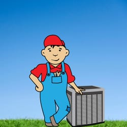 Marvin's Heating & Air Conditioning logo