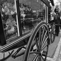 London funeral videos