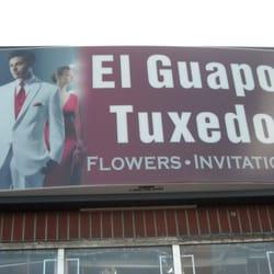 El Guapo Tuxedo, Flowers & Invitations logo