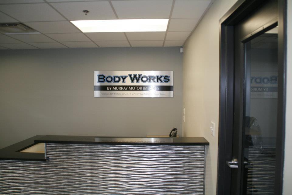 Bodyworks By Murray Motor Imports Body Shops Denver