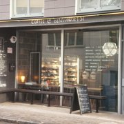 Bermondsey Street Coffee, London
