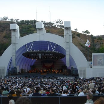 Hollywood bowl music venues hollywood hills for Terrace 6 hollywood bowl