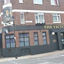 The Victoria, London