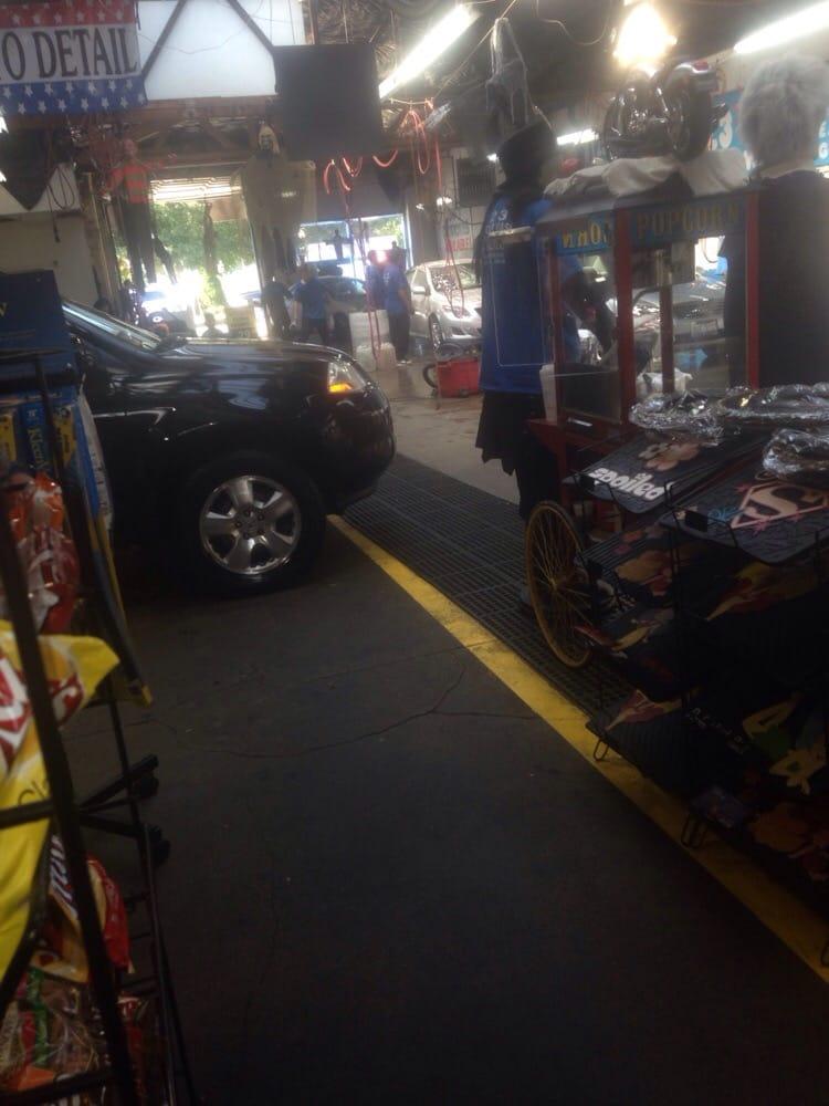 Irving Park Car Wash