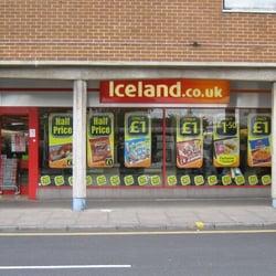 Iceland Foods, Farnham, Surrey