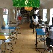 Deptford Project Cafe, London