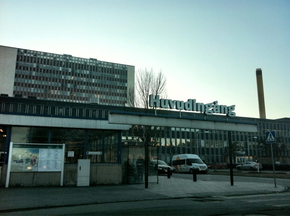 sjukhus stockholm