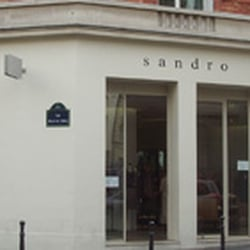 Sandro, Paris
