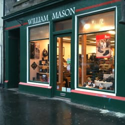 William Masons Shoe Shop in Dunbar, East…