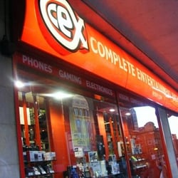 CeX, Leeds, West Yorkshire