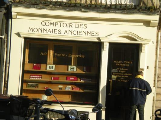 Le comptoir des monnaies anciennes yelp - Le comptoir industriel lille ...