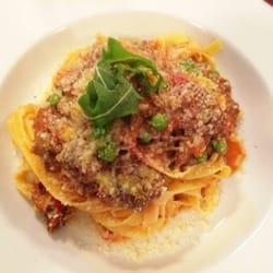 Lillian's Italian Kitchen - Braised short rib ragu - so good - Santa ...