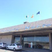 Aeropuerto de Tenerife Norte, La Laguna, Santa Cruz de Tenerife, Spain