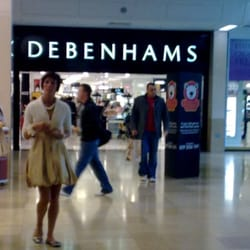 Debenhams, Cardiff, UK