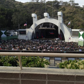 Hollywood bowl music venues hollywood hills for Hollywood bowl terrace 5
