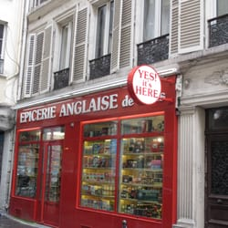 Epicerie Anglaise, Paris, France