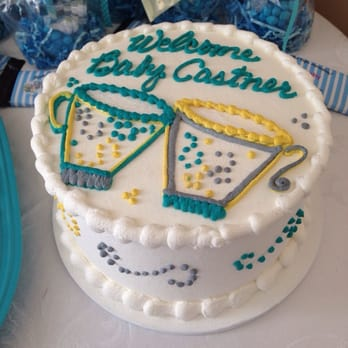 Patty's Cakes and Desserts - Zachary's baby shower - Fullerton, CA, United States